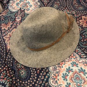 100% Wool Floppy Hat